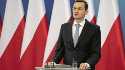 Poland's PiS puts centrist face forward as Morawiecki shakes up cabinet