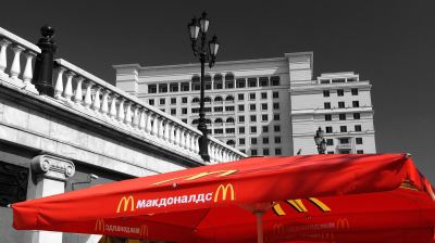Kyiv has the most unaffordable Big Mac in CEE/CIS