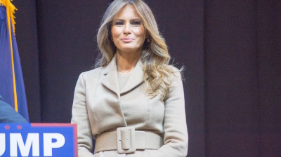 Slovenians expect tourism boost from Melania Trump's American dream