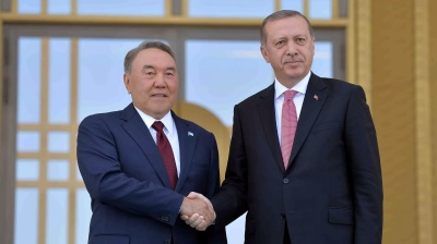 Kazakh leader claims credit for Turkish-Russian thaw but success seen defined at home