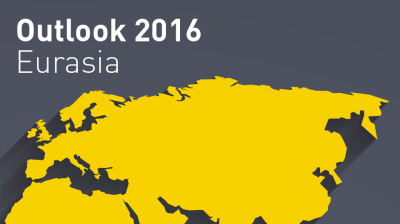External shocks weaken Eurasia growth and increase vulnerabilities