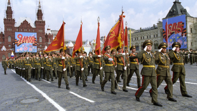 MOSCOW BLOG: Victory Day network session
