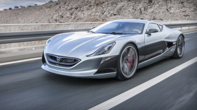 Rimac and his Croatian supercars: together in electric dreams