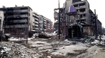 YUGOSLAVIA 25 YEARS ON: At peace, but prosperity elusive