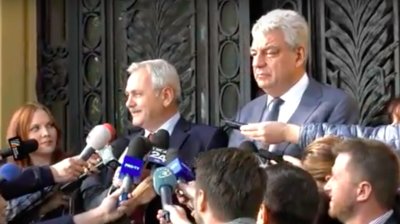 Three Romanian ministers resign as PM Tudose strengthens grip on cabinet