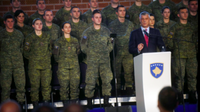 Time for international missions to go home, Kosovan president says