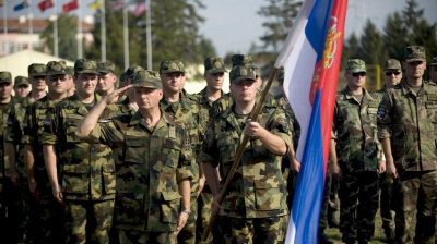 COMMENT: Serbia's security dilemma
