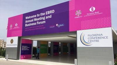 Growth picking up in EBRD regions despite political uncertainty