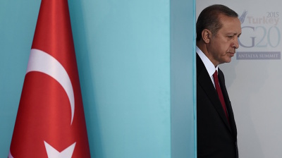 BEYOND THE BOSPHORUS: Tayyip No Friends