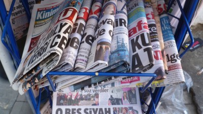 ISTANBUL BLOG: Media ban can't hide Turkey's divisions