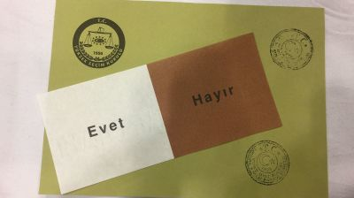 "Academic: ""Never-AKP"" vote disappeared in Turkey's referendum"