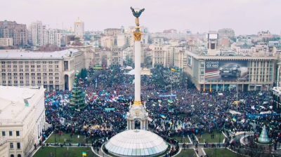 FILM REVIEW: Conflicting tales documenting Ukraine's revolution