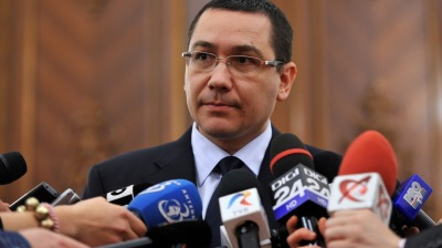 BALKAN BLOG: Ponta living on borrowed time
