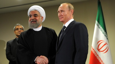 ALACO DISPATCHES: Russia makes big play for Iranian trade