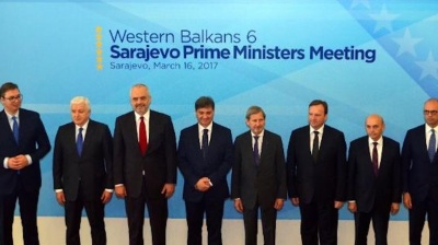 PMs of Serbia and Kosovo clash at Western Balkan summit ceremonial dinner