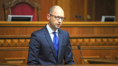 Ukraine's Yatsenyuk survives no-confidence vote as Poroshenko demands cabinet purge