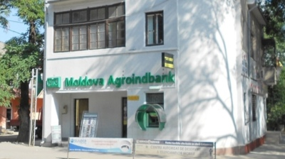 Moldova's central bank takes action against Agroindbank shareholder bloc