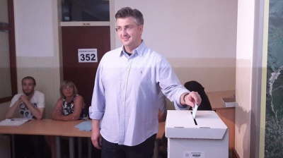Croatia's HDZ continues winning streak in second round of local polls