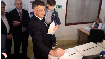 Croatia's HDZ in stronger position to form new government after local election victory