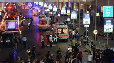 UPDATED: Suspected IS attack on Istanbul's main airport kills at least 36