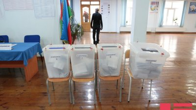 Aliyev ensures there is no competition at Azerbaijan election
