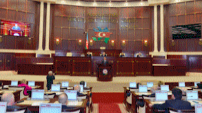 Azerbaijani parliament appoints new PM