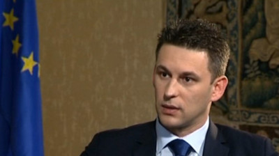 Most leader Petrov resigns as Croatia's parliament speaker