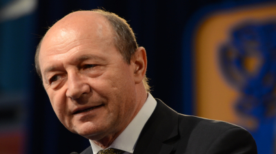 Former Romanian president Traian Basescu investigated for money laundering