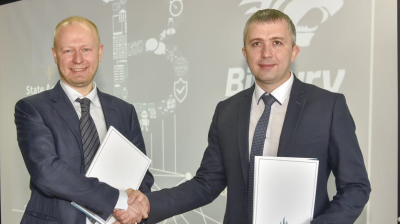 FINTECH: Bitfury and Ukraine finalising e-government blockchain projects