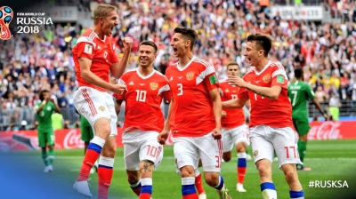 Russia's World Cup lumbers some regions with stadia they can't afford
