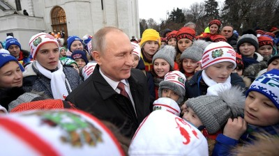 MOSCOW BLOG: How realistic are Putin's promises to massively increase social spending?