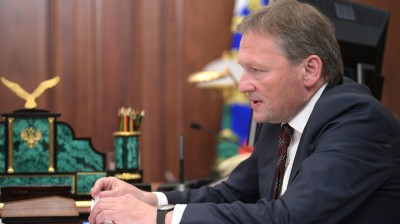 Business ombudsman Boris Titov to run for president