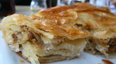 BOOK REVIEW: Burek, a tasty snack and a loaded metaphor