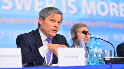 Romanian PM Ciolos accepts PNL's early nomination for another term