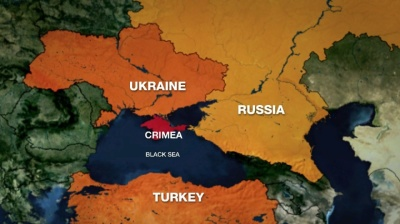Ukraine and Russia on the brink of conflict again following Crimea incident