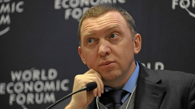 Russian tycoon Deripaska to sue Montenegro over KAP bankruptcy