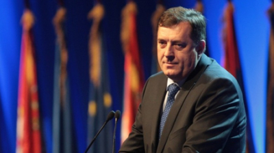 US imposes sanctions against Republika Srpska's President Dodik