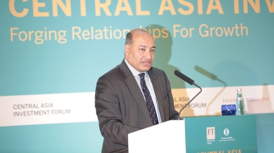 CONFERENCE CALL: Central Asia vows to reform to offset commodity bust