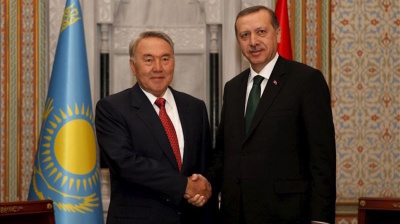 Kazakh leader heads to Turkey to explain decision over Gulen schools