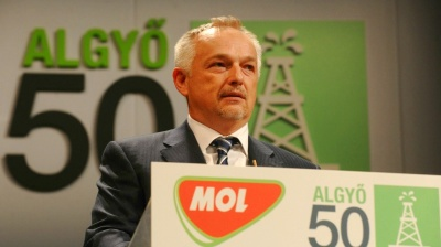 Bosnia probes MOL CEO over Energopetrol privatisation