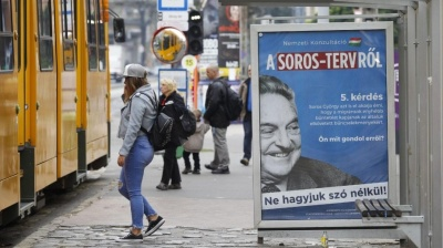 Embattled Soros foundation to exit politically hostile Hungary