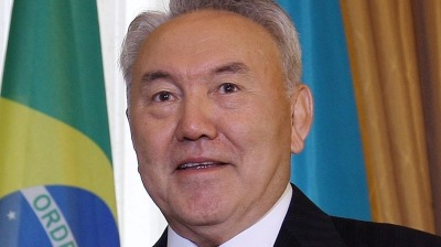 Kazakh president warns of economic crisis