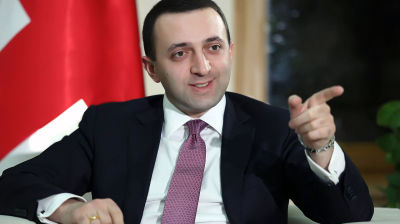 INTERVIEW: Georgian PM eyes free trade deal with China within a year