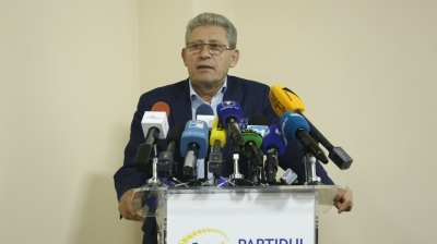 Liberal Party quits Moldovan government