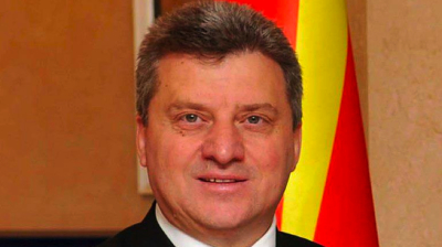 Macedonian parliament commission to consider impeachment of president