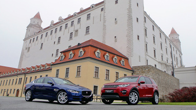 Bratislava eyes economic boost as JLR seals deal on Slovak plant
