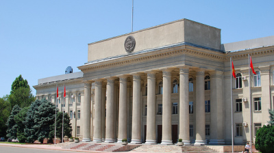 New Kyrgyz parliament forms as 120 new MPs swear in
