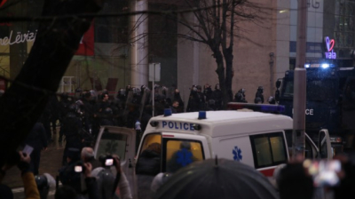 Dozens of opposition activists arrested in Kosovo