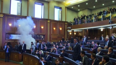 Kosovo court issues arrest warrant for opposition MPs