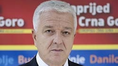 Montenegro's DPS nominates Dusko Markovic for new PM